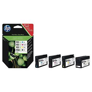 HP C2P43AE INK CARTRIDGE FOR OFFICEJET PRO 251DW, MULTIPACK