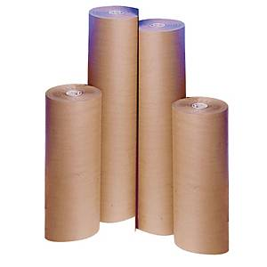 Kraft Wrapping Paper 90gsm - 500mm X 250M Roll