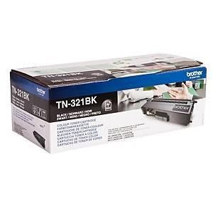 Toner Brother TN-321BK, 2500pages, noir