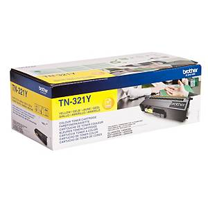 Toner Brother TN-321Y, 1500pages, jaune