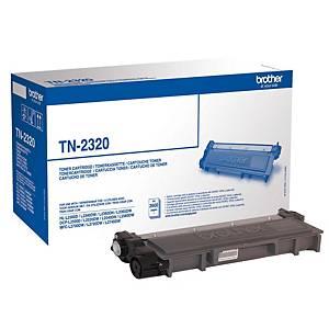 Toner Brother TN-2320, 2600 Seiten, schwarz