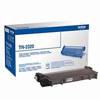 Brother TN-2320 laservärikasetti musta