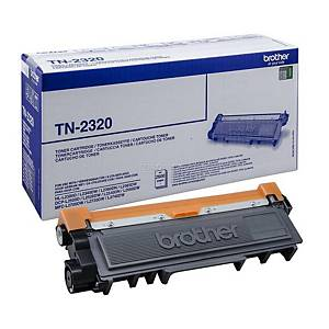 Toner laser Brother TN-2320 2.6K nero
