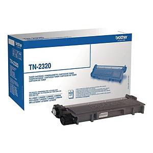 Toner BROTHER TN2320 czarny