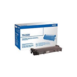 Toner laser Brother TN-2320 - preto