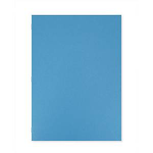 Cambridge Everyday A4 Card Stapled Counsel s Notebook Ruled 96p Blue Pack of 10