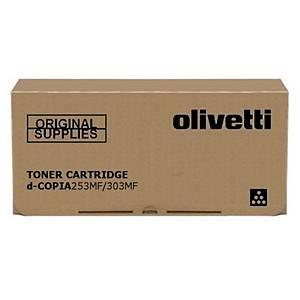 Toner copiatrice Olivetti B0979 nero