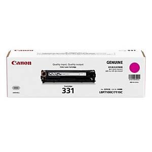 Canon 331 Toner Cartridge - Magenta (1500 Pages)