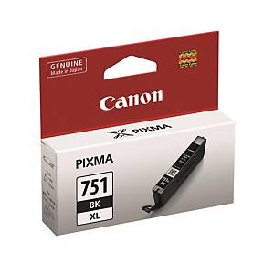 Canon CLI-751XL Inkjet Cartridge - Black