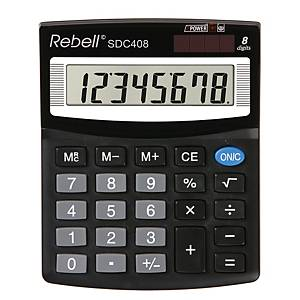 REBELL SDC808+ DESKTOP CALCULATOR 8DIGIT