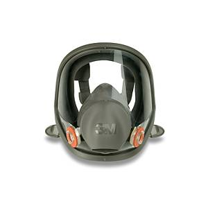 PK4 3M 6900S FULL FACE MASK SILICONE LGE