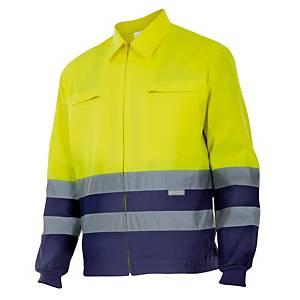 Blusão de alta visibilidade Velilla - bicolor - tamanho XL