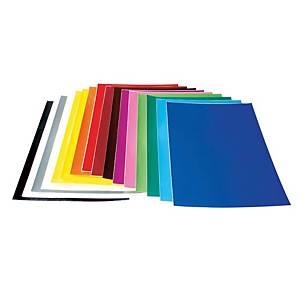 แผ่นสติ๊กเกอร์ 53x70ซม. สีฟ้า LBL-521-1