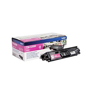 BROTHER TN-326M cartouche laser rouge high capacity [3.500 pages]