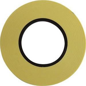 그래픽 라인테이프 3.0mm x 16m 노랑