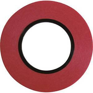 그래픽 라인테이프 1.5mm X 16M 빨강