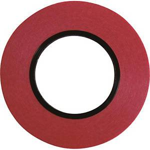 GRAPHICS LINE TAPE 3.0MM X16M RED