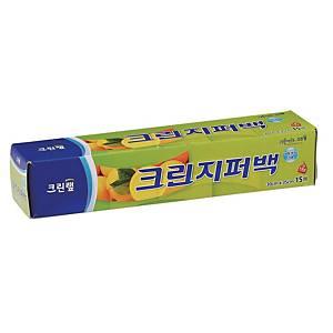 크린랲 지퍼백 30 X 35cm (15매입)