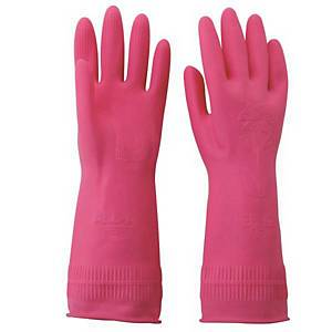 TAEHWA RUBBER GLOVES L 32CM X 21CM