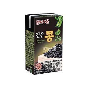 삼육 검은콩 칼슘 두유 (195㎖x24팩)