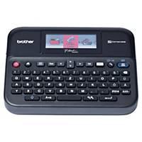 Étiqueteuse Brother P-touch D600VP, clavier QWERTZ, noir