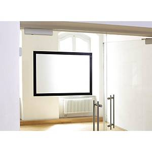 Durable Duraframe Self-Adhesive Poster A2 Black