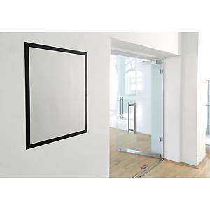 DURABLE 499601 FRAME POSTER 50X70CM BLK