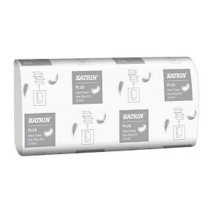 Håndklædeark Katrin 343146 Plus M2, karton a 15 pakker