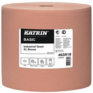 Industrirulle Katrin 463918 Basic XL, rulle med 1000m