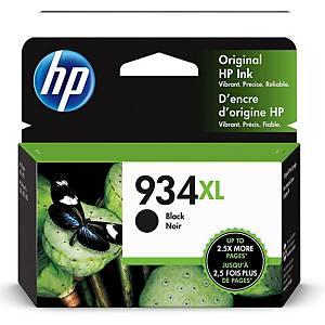 HP Tintenpatrone 934XL (C2P23A) schwarz