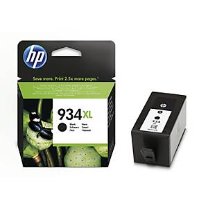 HP C2P23AE inkjet cartridge nr.934XL black High Capacity [1.000 pages]