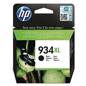 HP 934XL High Yield Black Original Ink Cartridge (C2P23AE)
