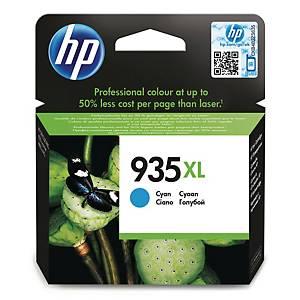 HP 935XL High Yield Cyan Original Ink Cartridge (C2P24AE)