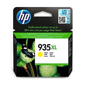 Tintenpatrone HP C2P26AE - 935XL, Reichweite: 825 Seiten, gelb