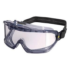 Deltaplus Galeras Vollsichtbrille, klar