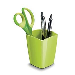 Penneholder til whiteboard Cep Gloss, magnetisk, grøn