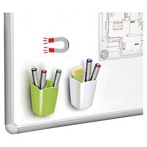 Kubek magnetyczny na pisaki do tablic CEP, zielony