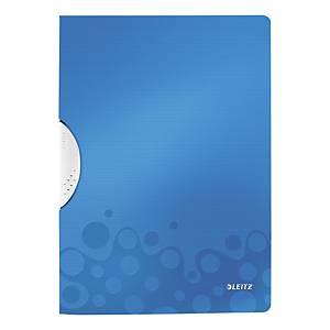 Universalmappe Leitz ColorClip WOW, blå