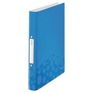 Ringperm Leitz WOW, 2 ringer, blå