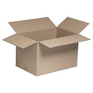 Amerikaanse doos kraft dubbele golf 1185 x 785 x 580