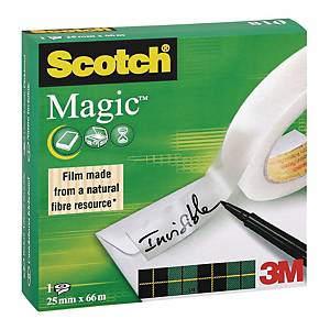 Tejp Scotch Magic 810, 25 mm x 66 m
