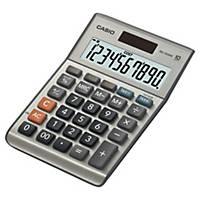 Calculatrice de bureau Casio MS-100 BM, 10 chiffres