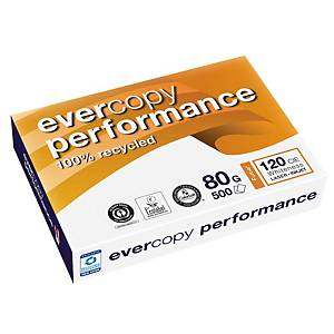 Kopierpapier Evercopy Performance  A4, 80 g/m2, weiss, Pack à 500 Blatt