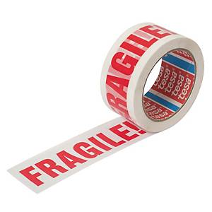 Fragile Handle With Care Printed Packaging Tape 50mm X 66M