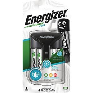 ENERGIZER 639837 PRO CHARGER+4AA 2000MA