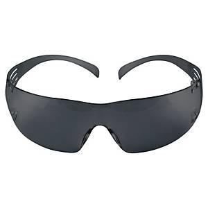 Ochranné okuliare 3M™ SecureFit™ SF202AF, dymové