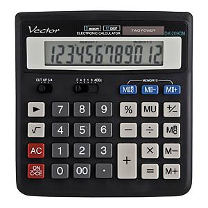 Kalkulator VECTOR DK-209, 12-pozycyjny