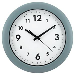 Relógio silencioso Alba Easy Time - ø 300 mm - metálico