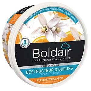 BOLDAIR ORANGE GEL AIR FRESHENER 300G