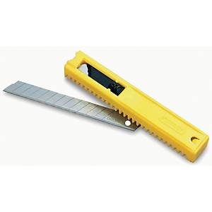 STANLEYSpare bladesrefill 18 mm -10 pieces